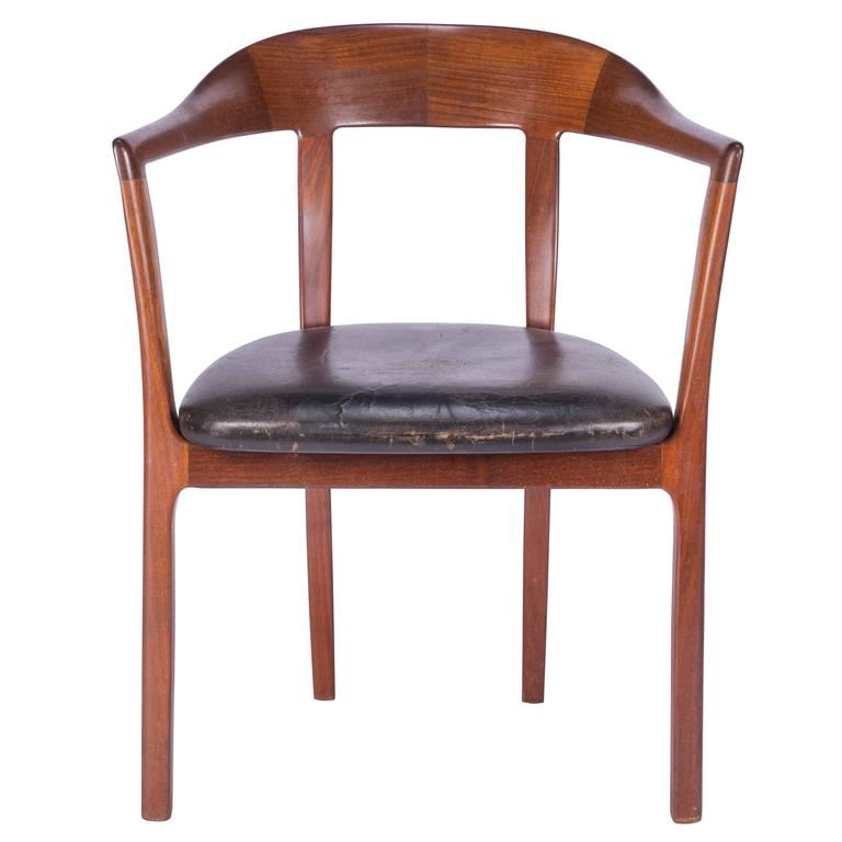 Ole Wanscher Armchair for A.J. Iverson