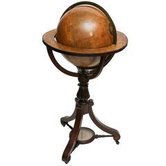Newton Celestial Globe on Stand