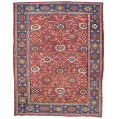 Fantastic Antique Sultanabad Carpet