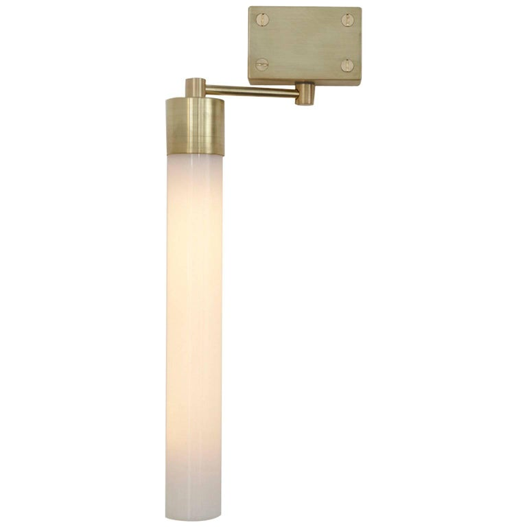 Vertical Dimmer Sconce Light