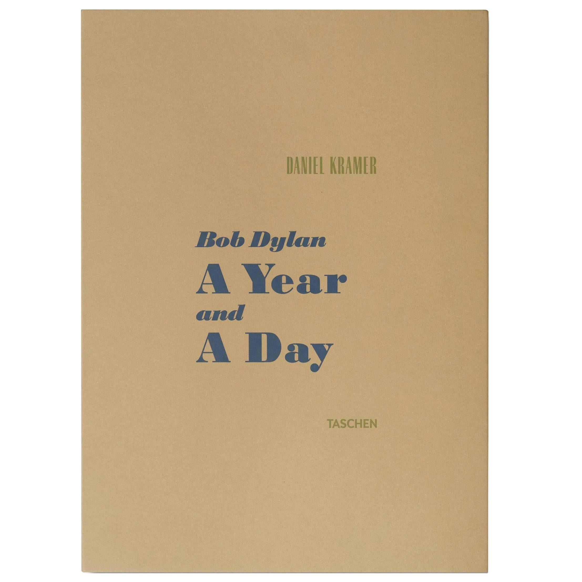 Bob Dylan: A Year and a Day by Daniel Kramer