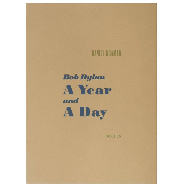 Bob Dylan: A Year and a Day by Daniel Kramer For Sale