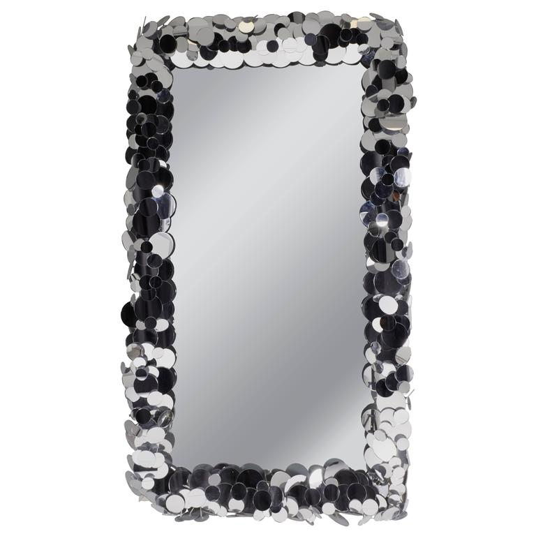 Large Custom Mirror