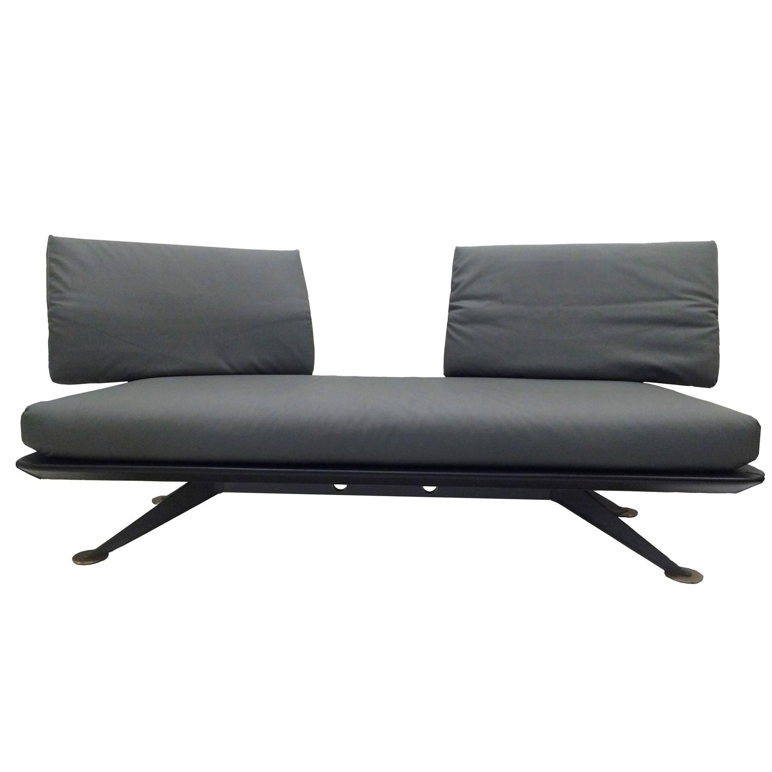 Couch daybed divan adia by paolo piva for b b italia with for Divan daybed