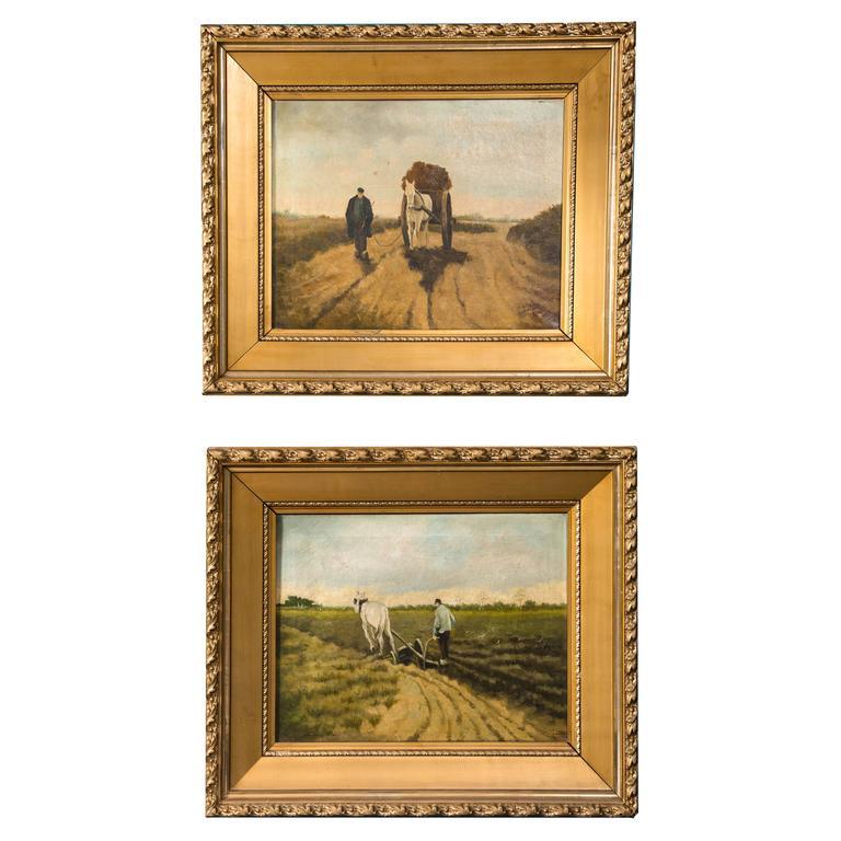 Art Landscape Scenes