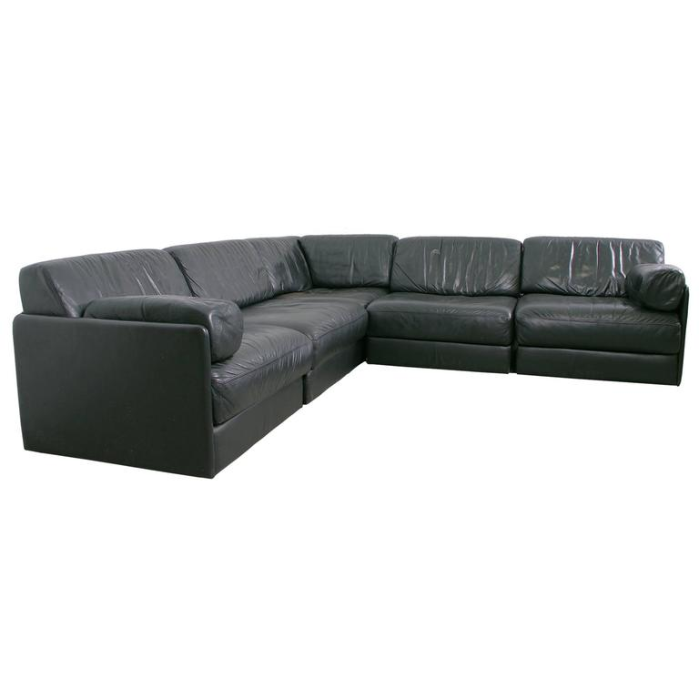 De Sede Modular Sofa Ds 76 For Sale At 1stdibs