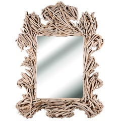 Firenze Mirror with Driftwood