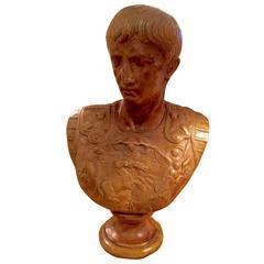 Regal Bust of Caesar