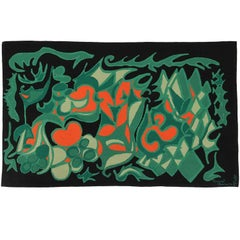 'Floresta' Tapestry by Manuel Casimiro