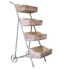 French Grocer's Trolley