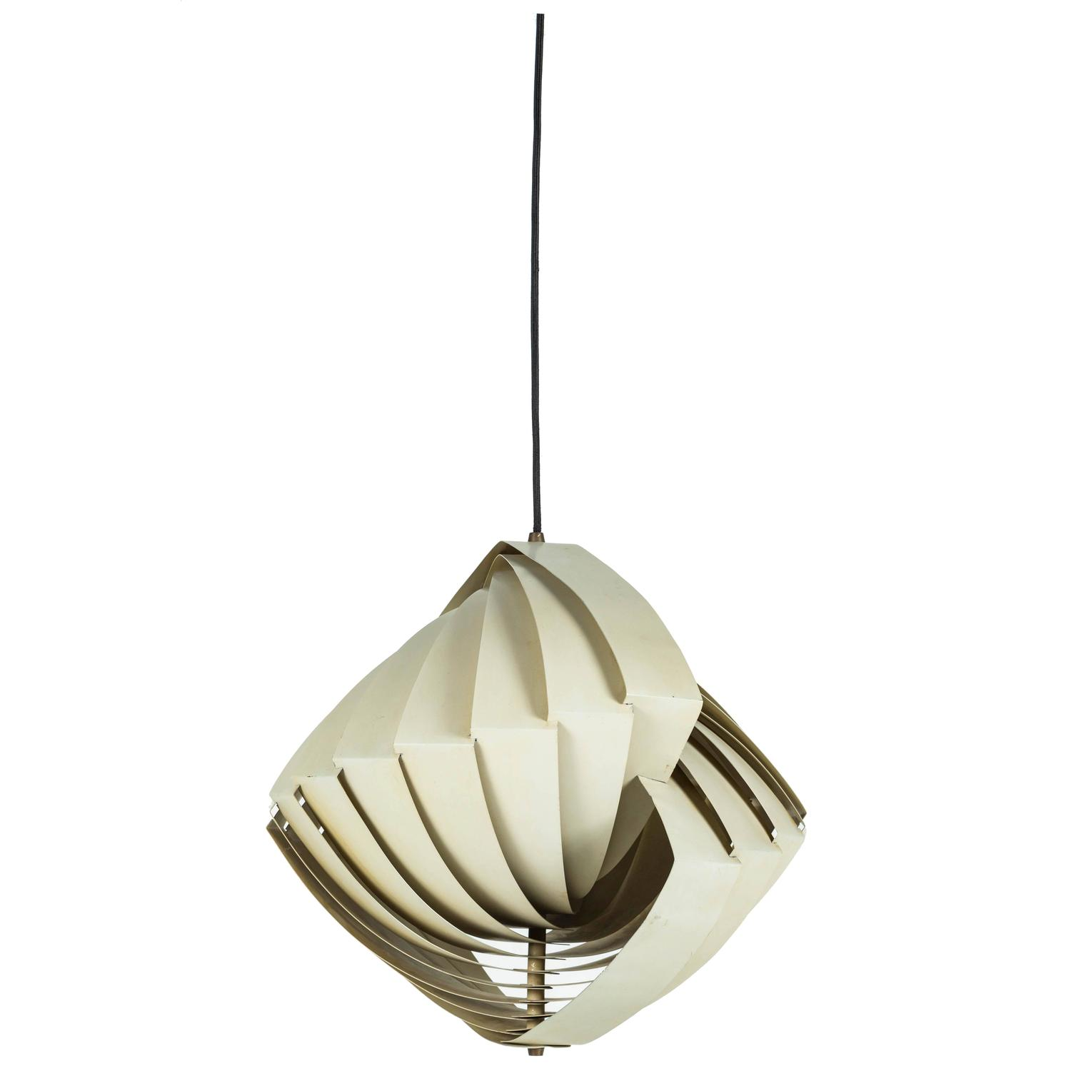 louis weisdorf seashell lamp denmark c 1960 for sale at