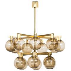 Hans-Agne Jakobsson Ceiling Lamp Model T348/15 'Pastoral'