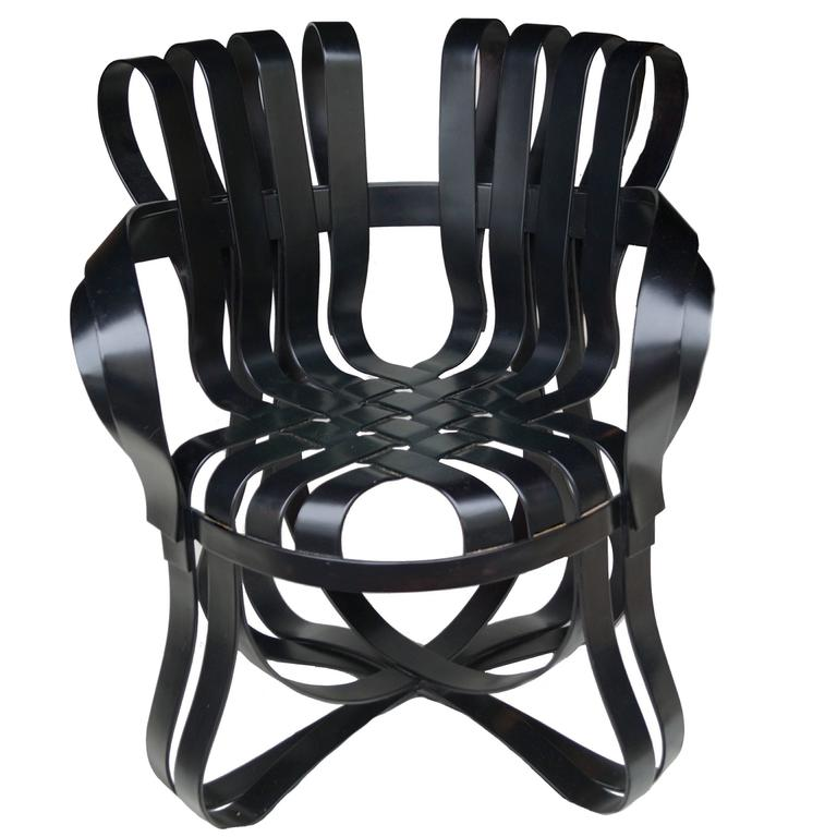 Frank Gehry Knoll Cross Check Armchair