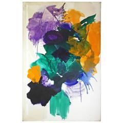 Abstract Painting by Barbara Grey
