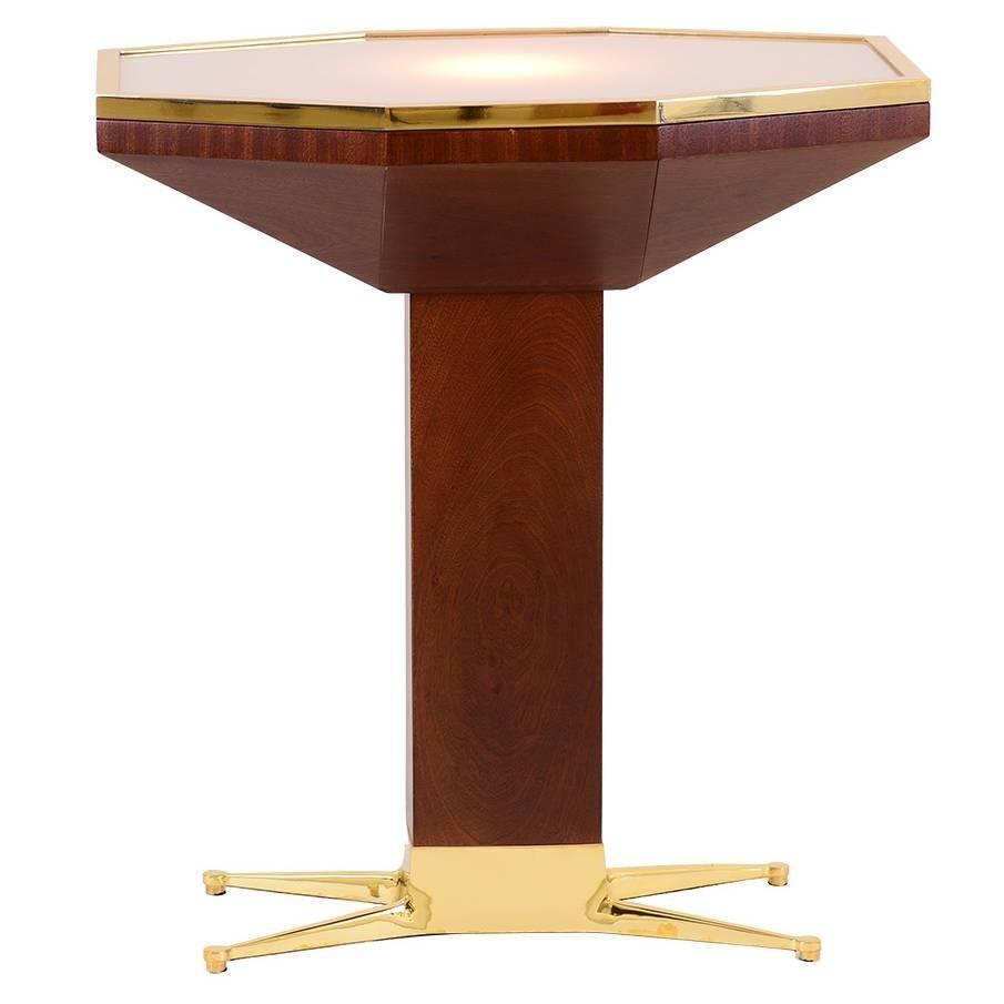 "Adolf Loos ""American Bar Vienna"" Table Re Edition - Loos Bar"