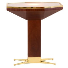 "Adolf Loos ""American Bar Vienna"" Table Re Edition"