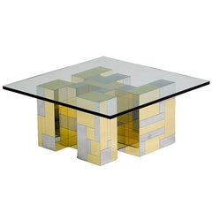 Cityscape Coffee Table by Paul Evans for Directional