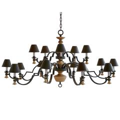 French 70's Chandelier