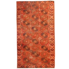 Exceptional Early 20th Century Ersari Rug