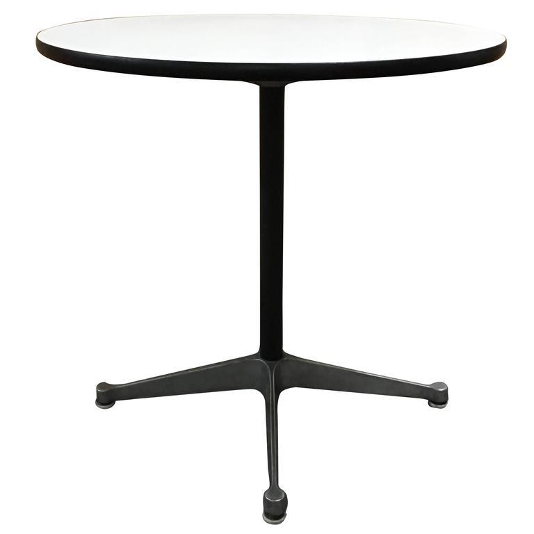 Herman Miller Eames Rare Dining Table For Sale At 1stdibs