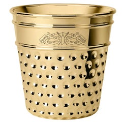 "Here ""Thimble"" Ice Bucket Designed by Studio Job for Ghidini, 1961"