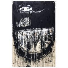 """Stare"" Painting by Jake Blake"