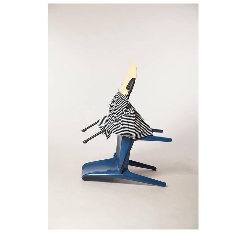 The Chair Affair 02, print by Lucas Maassen and Margriet Craens, 2015