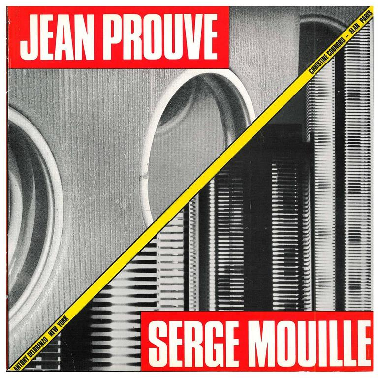 Jean Prouve & Serge Mouille, Two Master Metal Workers (Book)