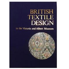 Set of Three Folio Books on Textile Design, 1980, Victoria and Albert Museum