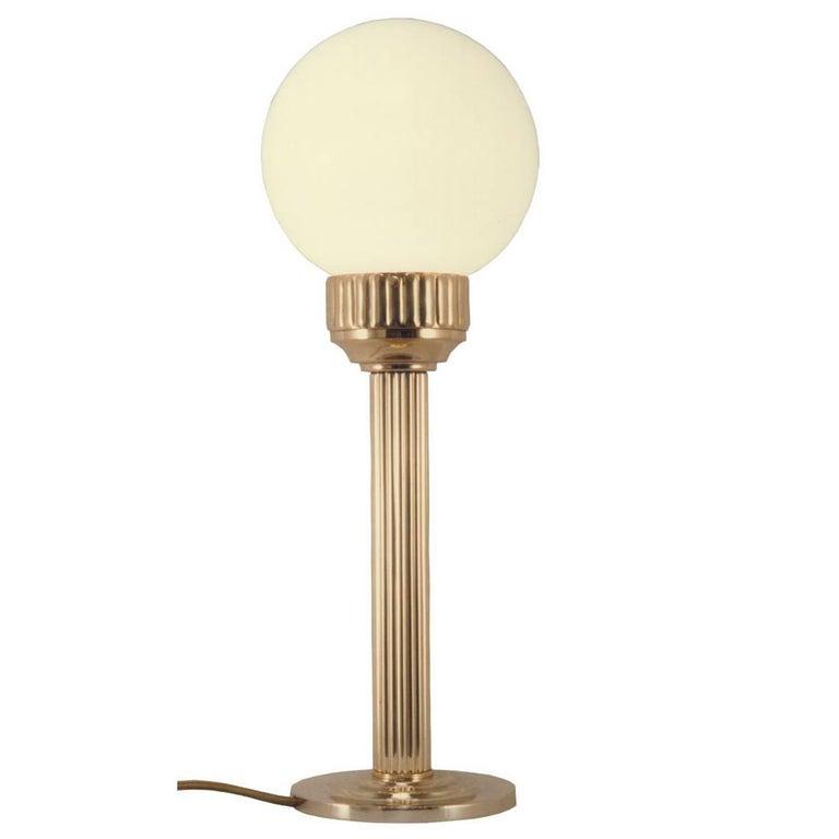 Hotel Astoria Vienna Jugendstil Table Lamp - Re-Edition  For Sale