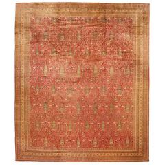 Antique North Indian Carpet