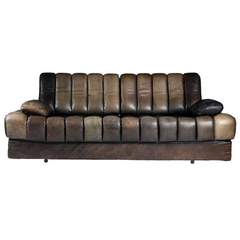 De Sede Sofa / Daybed DS85, 1970s