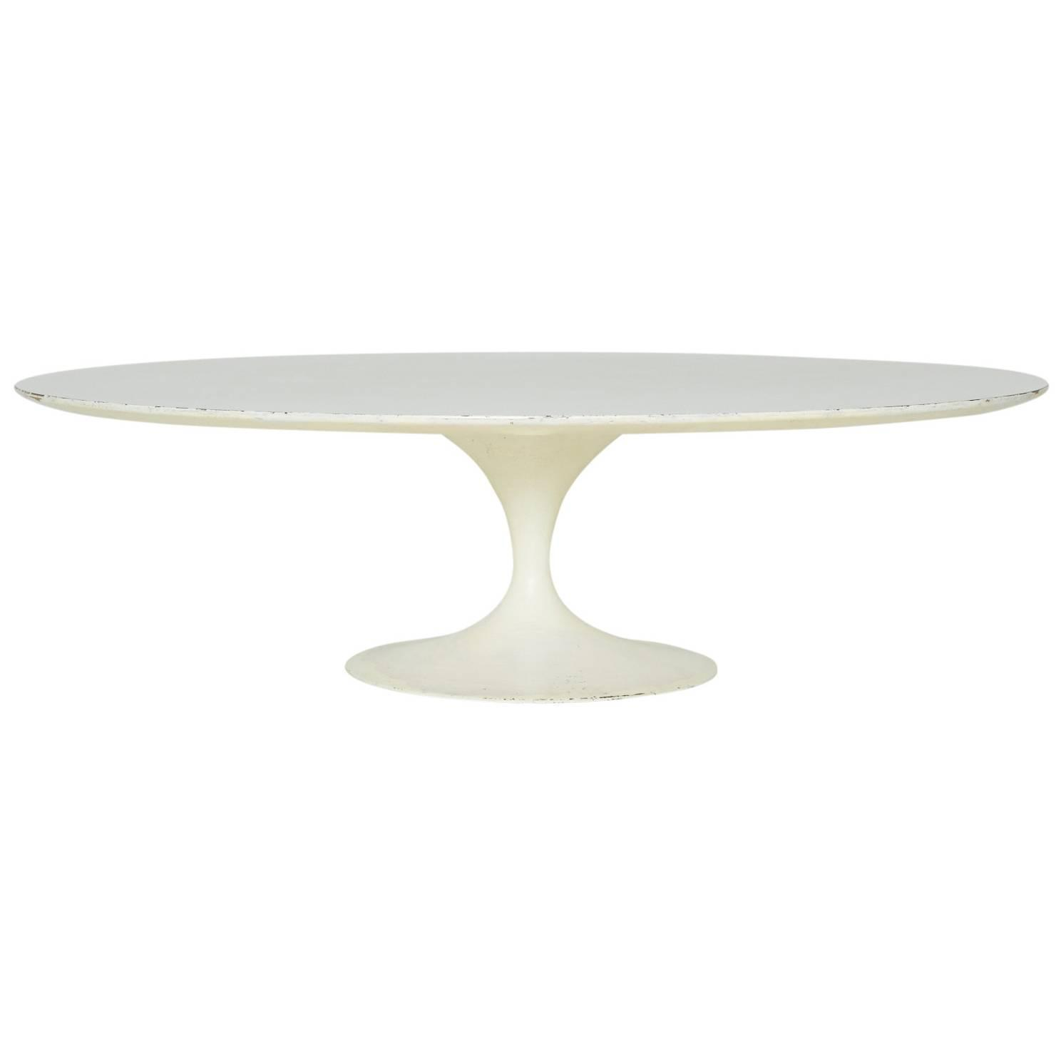 Tulip Coffee Table By Eero Saarinen For Knoll 1950s On Sale For Sale At 1stdibs