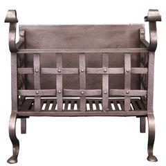 Wrought Iron Fireplace, Fire Basket
