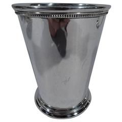 International Sterling Silver Mint Julep Cup