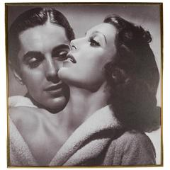 Print of 'Love is News' Film Still, Photographed by George Hurrell