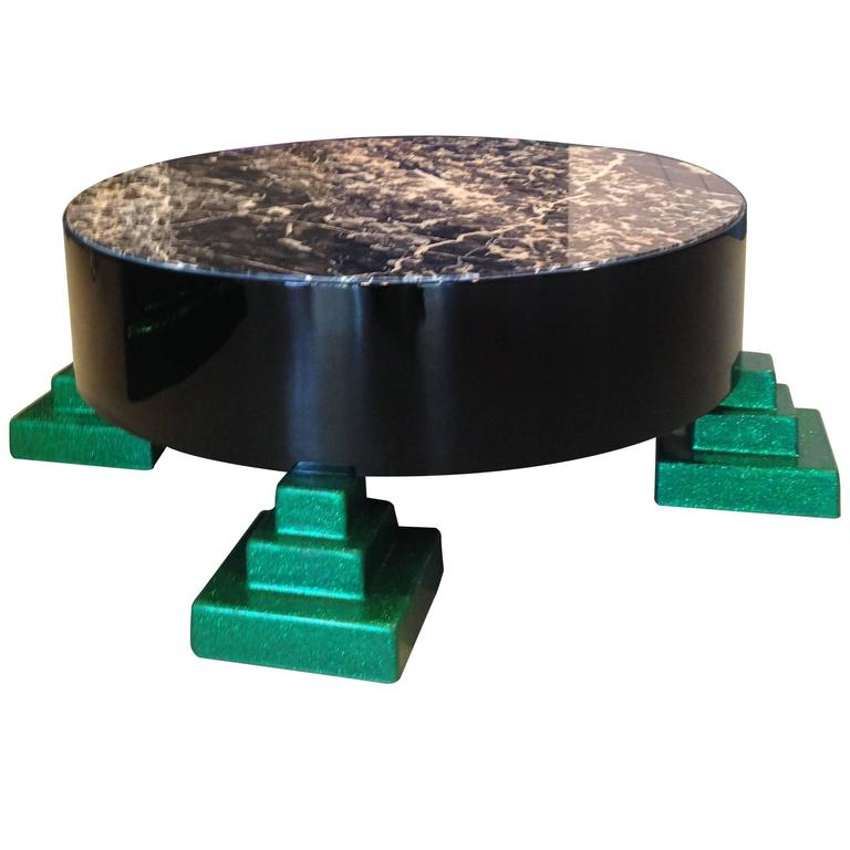 """Park Lane"" Coffee Table by Ettore Sottsass"