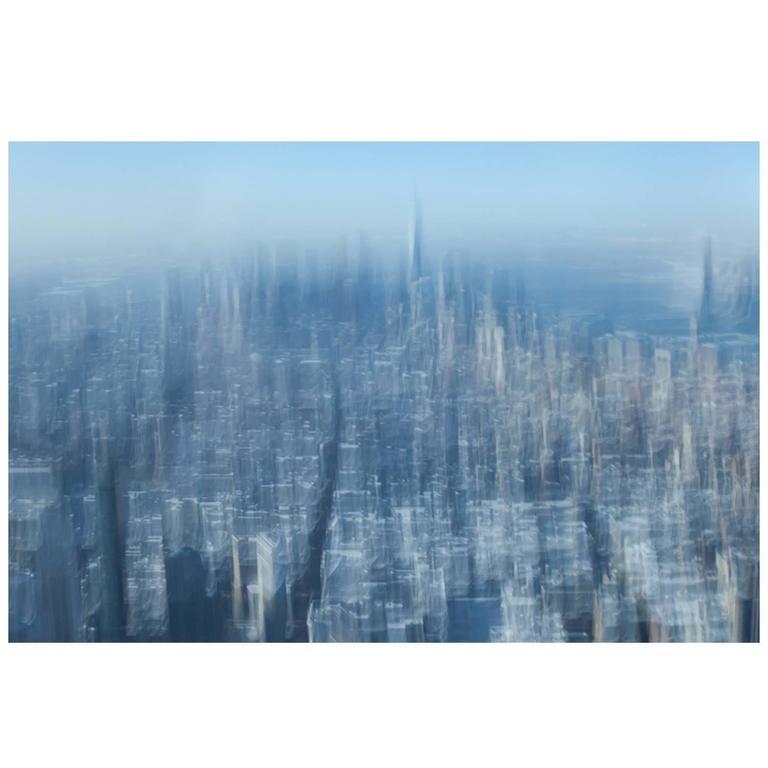 Limited Edition Print by Anatoly Rudakov, Glass City, New York, 2015
