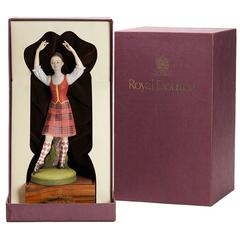 Royal Doulton Scottish Dancer Figurine, 1978