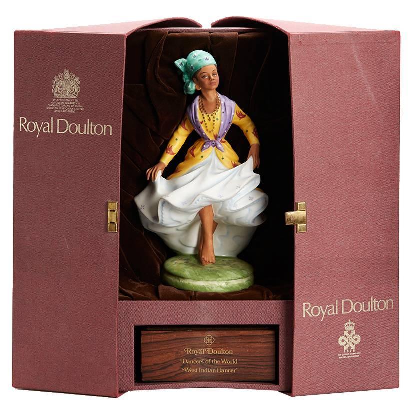 Royal Doulton West Indian Dancer Figurine, 1981