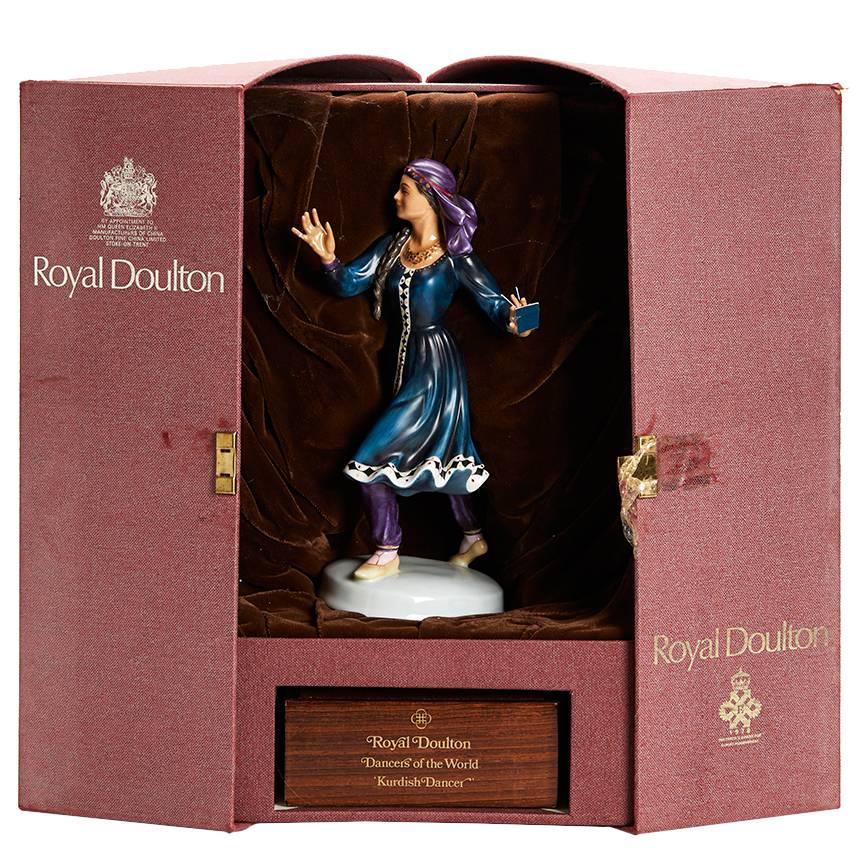 Royal Doulton Kurdish Dancer Figurine, 1978
