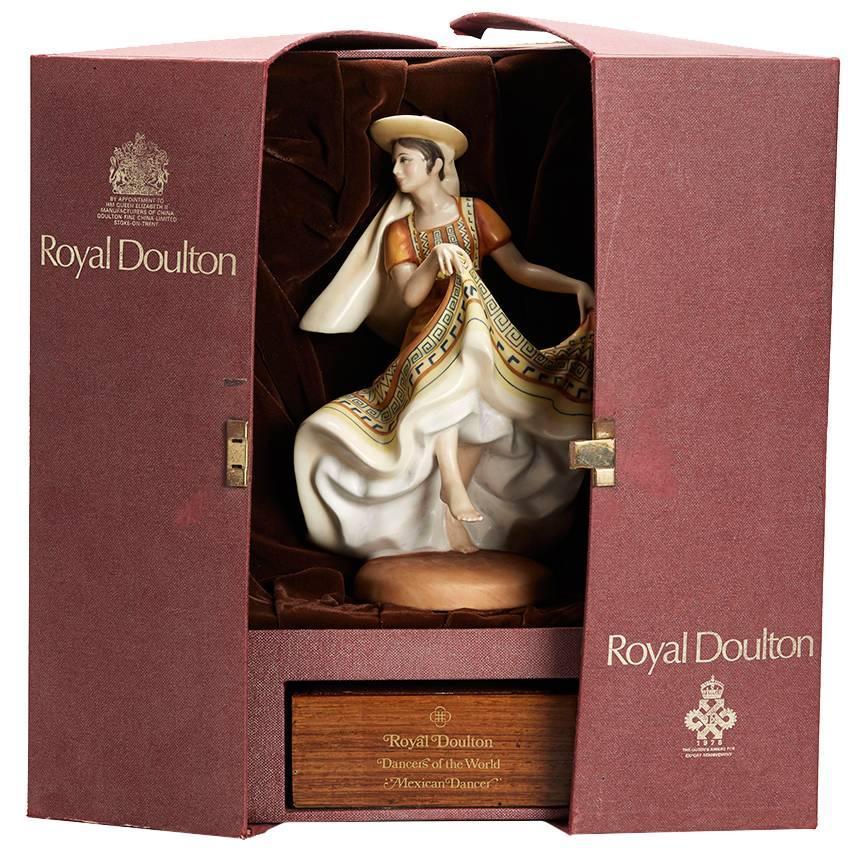 Royal Doulton Mexican Dancer Figurine, 1978