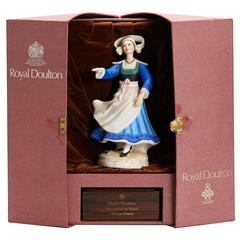 Royal Doulton Breton Dancer Figurine 1981