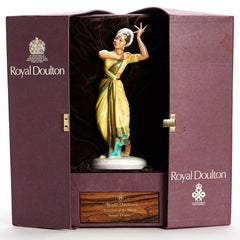 Royal Doulton Indian Temple Dancer Figurine, 1976