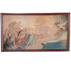 19th Century Allegorical Painting