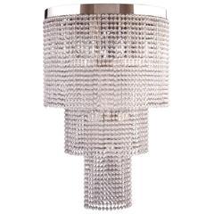 Josef Hoffmann&Wiener Werkstatte Secessionist Ceiling Lamp, Re-Edition