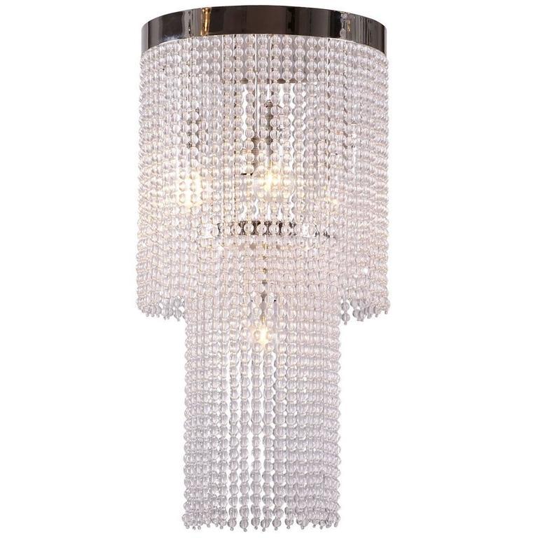 Josef Hoffmann & Wiener Werkstatte Ceiling Lamp
