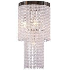Josef Hoffmann/Wiener Werkstatte Jugendstil Ceiling Lamp Re-Edition
