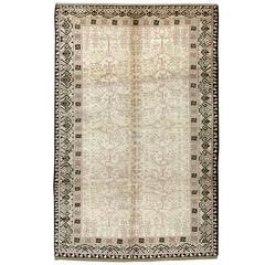 Vintage East Turkestan Khotan Rug