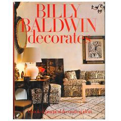 Billy Baldwin Decorates 'Book'